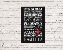 Placa Com Frases Elo7