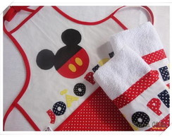 kit escolar - MICKEY