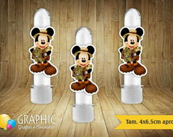 Tag Especial Mickey Safari