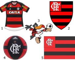 Apliques Recortados Flamengo No Elo7 Jujubinha 88653a