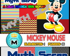 Kit Digital Scrapbook MICKEY