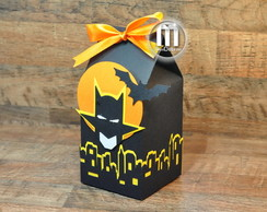 Caixa Milk Batman 3D