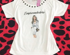 Baby Look Empreendedora Customizada