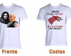 Camiseta game of thrones got 16
