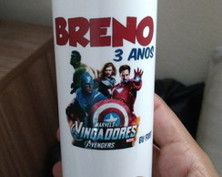Copo long drink 340ml vingadores 3