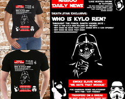 Camisetas Star Wars - Naboo Daily News