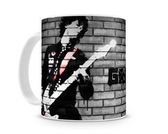 Caneca Green Day Wall