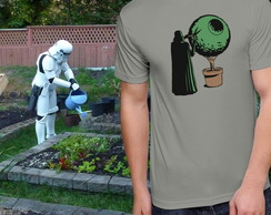 Camiseta Star Wars - Darth Vader 's Tree