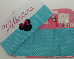 Kit higiene escolar Minnie