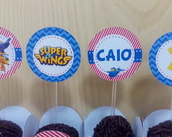 Topper Super Wings