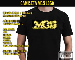 Camiseta de banda de rock - MC5