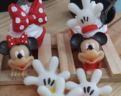 kit Mickey e Minnie para criancas