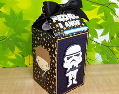 Caixa Milk Star Wars Scrap