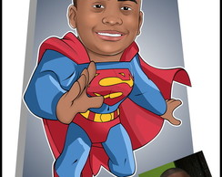 Caricatura Infantil super legal