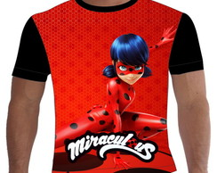 Camiseta Miraculous Adulto