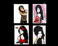 Quadro Amy Winehouse