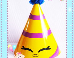 Chapéu Shopkins - Marty party hat