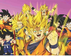 BANNER DRAGON BALL - LONA - 2,0x1,0m