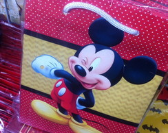 sacola do mickey