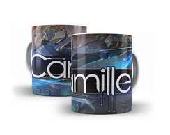 Caneca Camille League of Legends