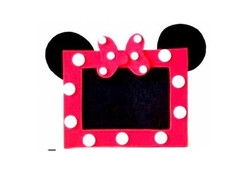Porta Retrato Minnie E.V.A