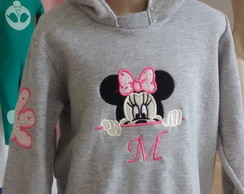 Moletom Minnie