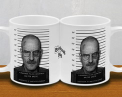 CANECA BREAKING BAD - HEISENBERG PRESO