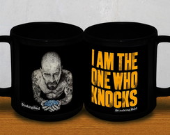CANECA PRETA BREAKING BAD - I AM THE ONE
