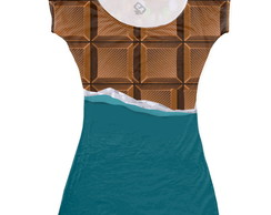 Vestido Adulto Chocolate