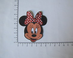 13.026 - Aplique Minnie