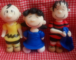 Aplique da turma do snoopy