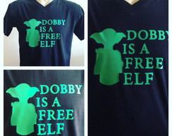 Camiseta Dobby is a Free Elf
