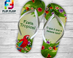 CHINELO FESTA TROPICAL