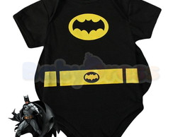 Body Batman c/ Capinha