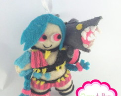 League of Legends -Mini jinx
