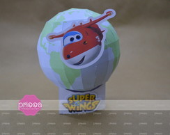 Arquivo de corte Super Wings