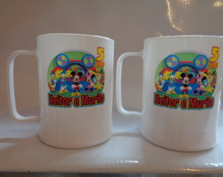 Caneca de 300ml Casa do Mickey 02