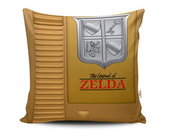 Almofada NES The Legend Of Zelda