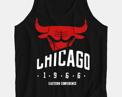 Camiseta Regata Basquete Bulls NBA
