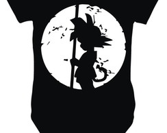 Body bebê - dragon ball - goku