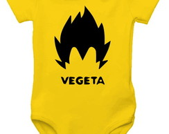 Body bebê - dragon ballz - vegeta