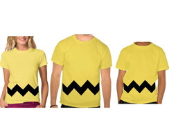 Kit Camisetas Charlie brown - snoopy