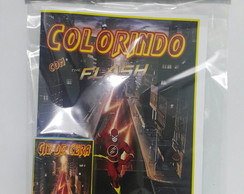 kit de colorir flash