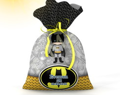 Saquinho Surpresa Batman Cute 28x18cm