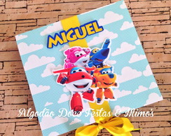 Álbum Dental Super Wings