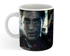 Caneca de Porcelana Harry Potter