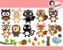 Kit Digital Animais 17