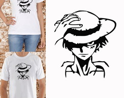 CAMISA ONE PIECE - LUFFY