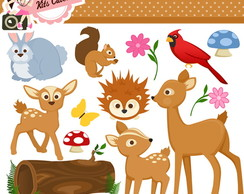 Kit Digital Animais 19