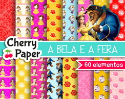 Papel Digital - A Bela e a Fera